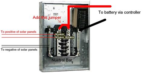 electrical breaker box wiring diagram get free image