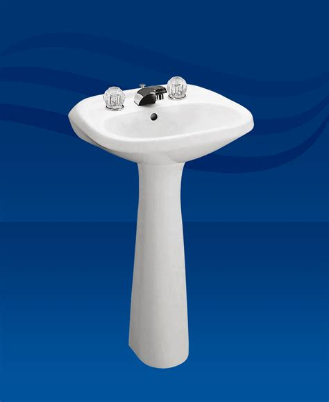 Waverly Plumbing by Mansfield Pedestal Sink 270 28 Images Southern Pipe