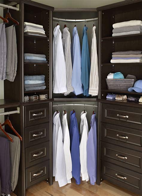 Corner Closet Design Endearing Closet Organizer Systems Diy Roselawnlutheran