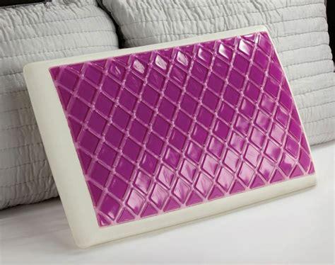 sealy posturepedic cooling gel memory foam pillow