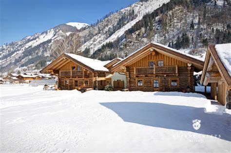 blockhaus alpen mieten urige blockhaus chalets bei zell am see h 252 ttenurlaub in