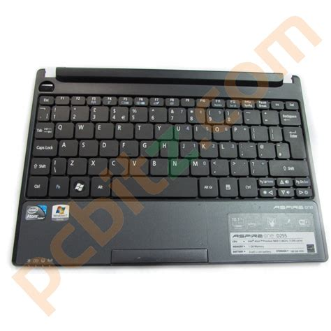 Keyboard Acer Aspire One Pro Acer Aspire One D255 Palmrest And Keyboard