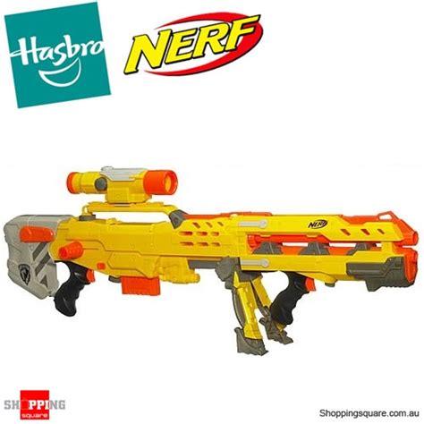 Nerf Longshot Cs 6 Yellow hasbro nerf n strike longshot cs 6 blaster gun yellow