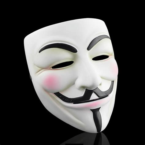 Masker 6 In 1 The aliexpress buy resin mask details about new v for vendetta anonymous