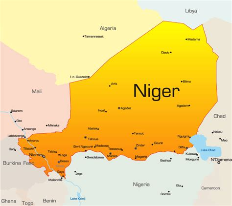 africa map niger 20th march news current affairs update