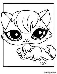 pet shop coloring pages feed pictures coloring page of pet shop cats