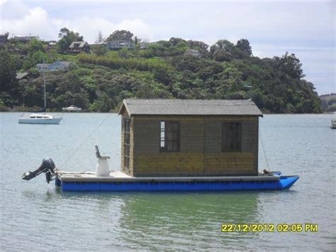 house boat how to make diy pontoon tiny houses