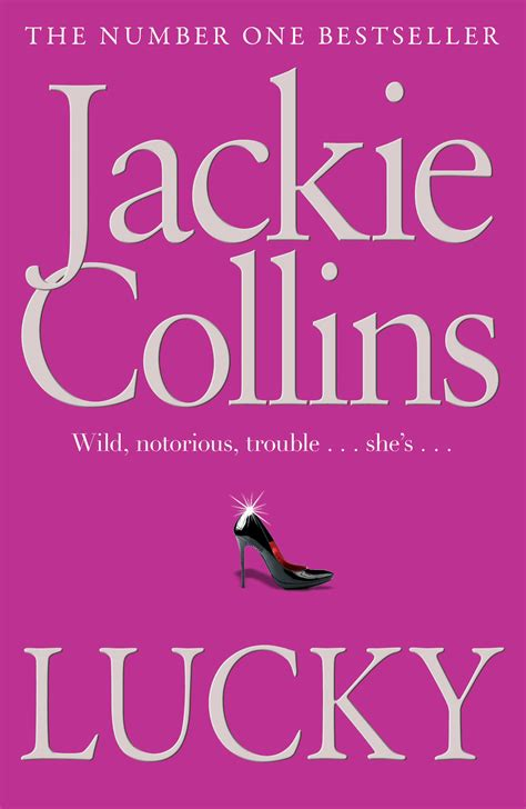 lucky book by jackie collins official publisher page