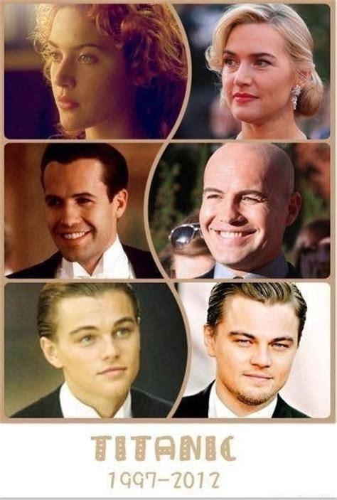 film titanic actors titanic cast members then and now roflpedia