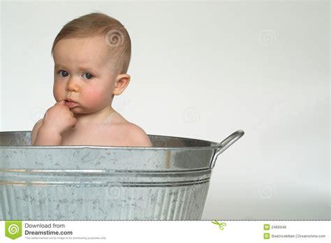 sitting bathtub for babies tub baby royalty free stock photos image 2466948