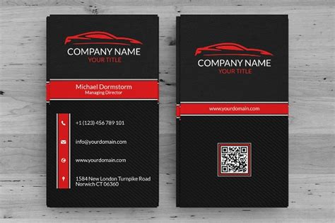 22 Automotive Business Cards Free Psd Ai Eps Format Download Free Premium Templates Mechanic Business Card Template