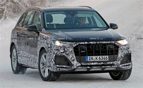 Audi Q7 2020 Facelift by 2020 Audi Q7 Facelift Spotted Undergoing Cold Weather