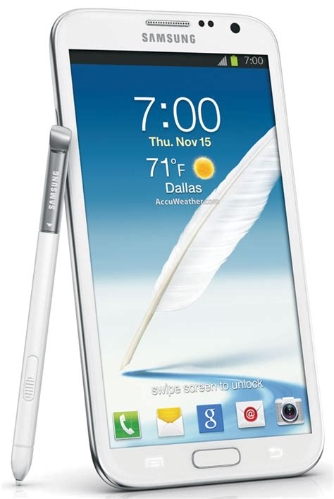 amazon com samsung galaxy note ii white 16gb at t