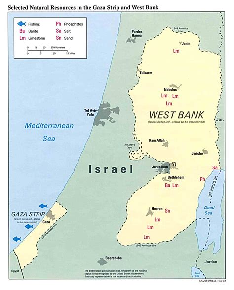 west bank map nationmaster maps of west bank 27 in total
