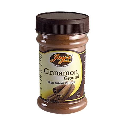 jual s kitchen ground cinnamon kayu manis bubuk 75 g