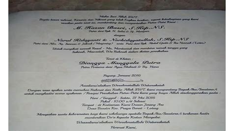 Kursi Undangan pernikahan 1 pria dan 2 wanita sekaligus di lombok