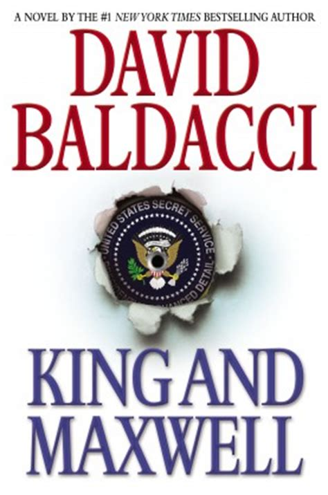 King And Maxwell King Maxwell david baldacci king and maxwell king maxwell 6