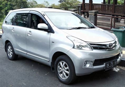 Avanza All New 2013 toyota avanza 2013 malaysia autos post