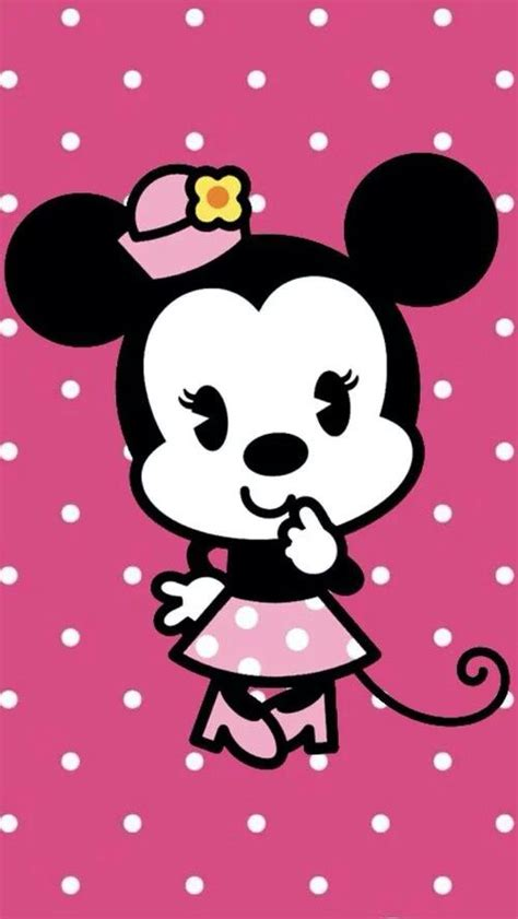 wallpaper mickey mouse biru minnie wallpaper celular pinterest