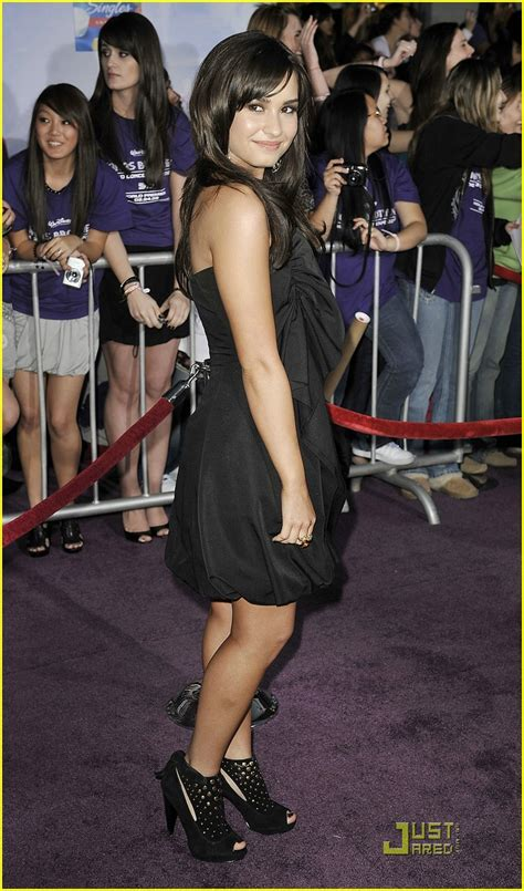 Carpet Demi And Work The Lbd by Demi Lovato Is A Black Photo 82981 Photo