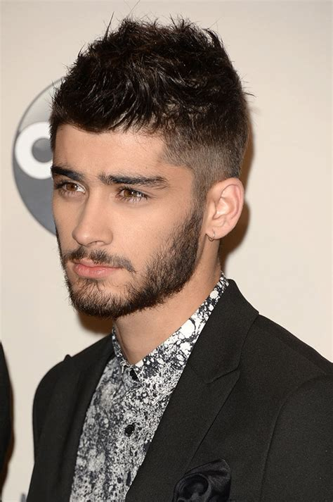 hollywood stars zayn malik new beautiful hairstyle 2013 zayn malik breaks his silence after quitting one direction