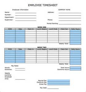 Bi Weekly Time Card Template by Best Photos Of Time Template Lunch Schedule