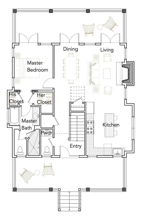 empty nester home plans southern living empty nester house plans house design ideas