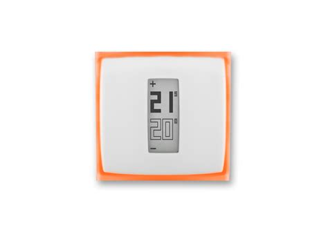 Thermostat Chaudiere 1998 by Netatmo Thermostat Connect 233