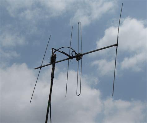antenna balun for a folded diapole