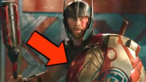 thor film easter eggs thor ragnarok trailer breakdown easter eggs predict
