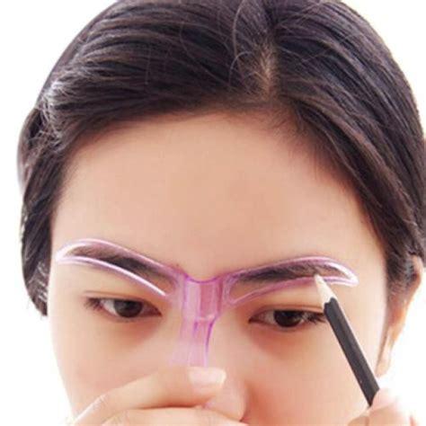 cara membuat alis dengan eyeshedow cara membentuk alis termudah untuk hasil imbang sempurna