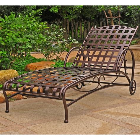Wrought Iron Lounge Chair Patio 100 Wrought Iron Chaise Lounge Chairs Patio Furniture