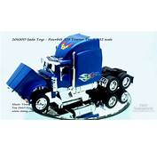 20100D Jada Toys Peterbilt 379 Tractor Truck 132 Scale