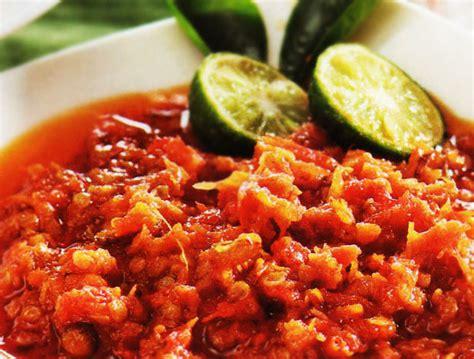 Sambal Melek Original Khas Malang ssseuhah mantapnya pedas 12 sambal nusantara klikhotel