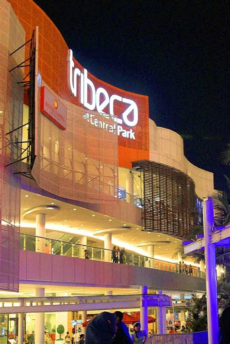 erafone central park mall jakarta panoramio photo of east wing of tribeca at central park