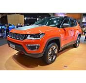 Jeep Compass Trailhawk Showcased At The 2017 Dubai Motor Show
