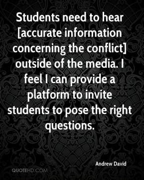 What Students Really Need To Hear Essay by Conflict Quotes Page 1 Quotehd