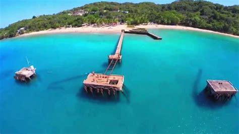 crash boat beach after maria crashboat de aguadilla devastado por el hurac 225 n mar 237 a