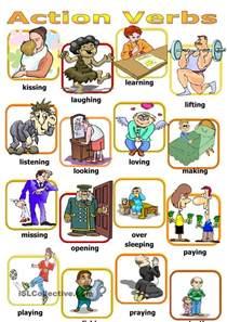 verbs board poon verbs