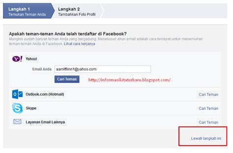 membuat facebook dengan mudah cara membuat facebook baru dengan mudah dan cepat