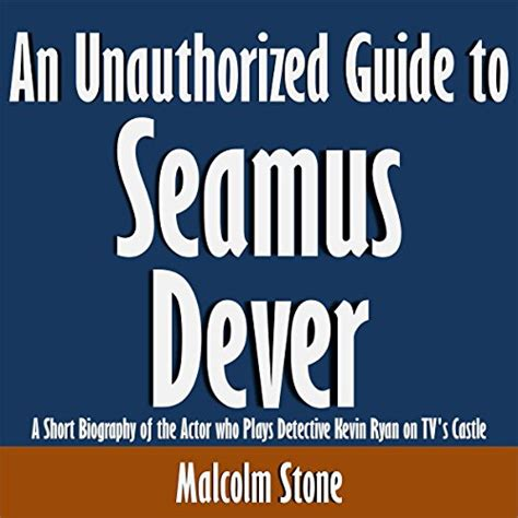 unauthorized biography definition seamus dever photos and pictures tvguide com