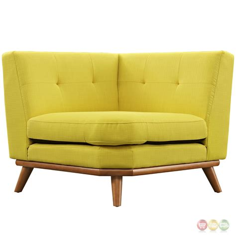 tufted upholstered sofa engage modern button tufted upholstered corner sofa sunny