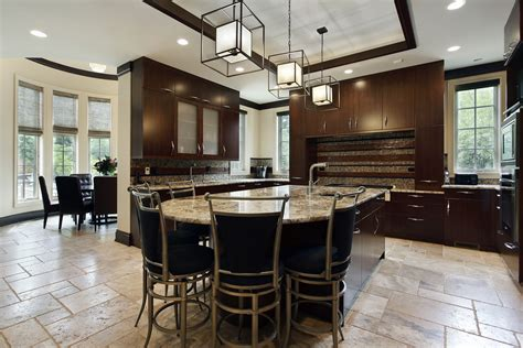 luxury kitchen island 32 luxury kitchens with islands cabinet mania cabinet