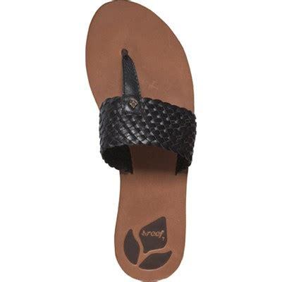 Sandal Pria Goddness Arch Sintetis Black reef goddess sandals s evo outlet