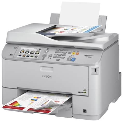 Printer Epson New new epson workforce printers feature lower printing cost printer