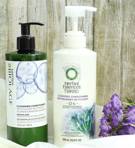Herbal Essences Naturals Detox by Biolage V Herbal Essences Cleansing Conditioners Best