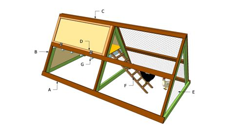 a frame blueprints diy chicken coop plans search chicken coop how to