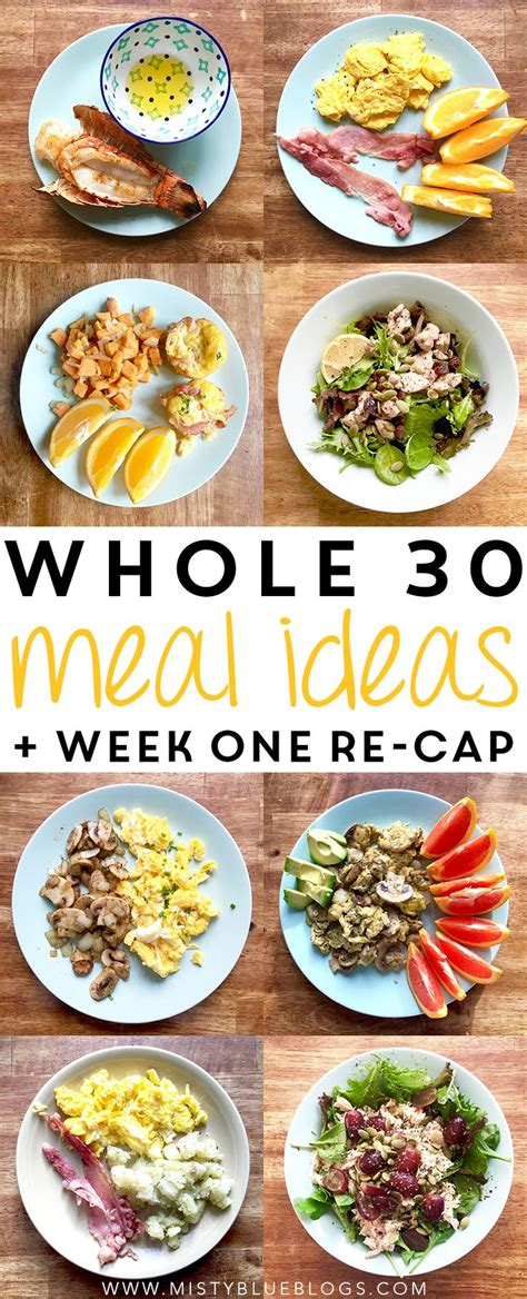 One Of The Best Weeks In The Whole Year Fashion Week by Best 20 30 Day Whole 30 Meal Plan Ideas On