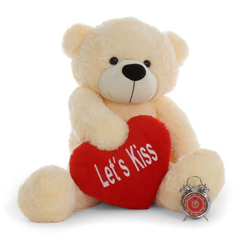 valentines day teddy pictures 4ft size teddy for valentine s day cozy