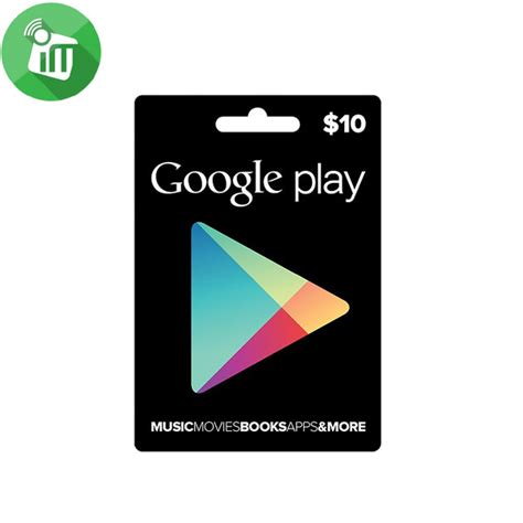 10 Google Play Gift Card - google play gift card imediastores